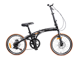Biciclestas dobráveis e estilo beach cruiser, várias cores