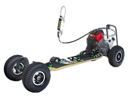 Skates, patinetes e outros veículos elétricos para adultos e crianças