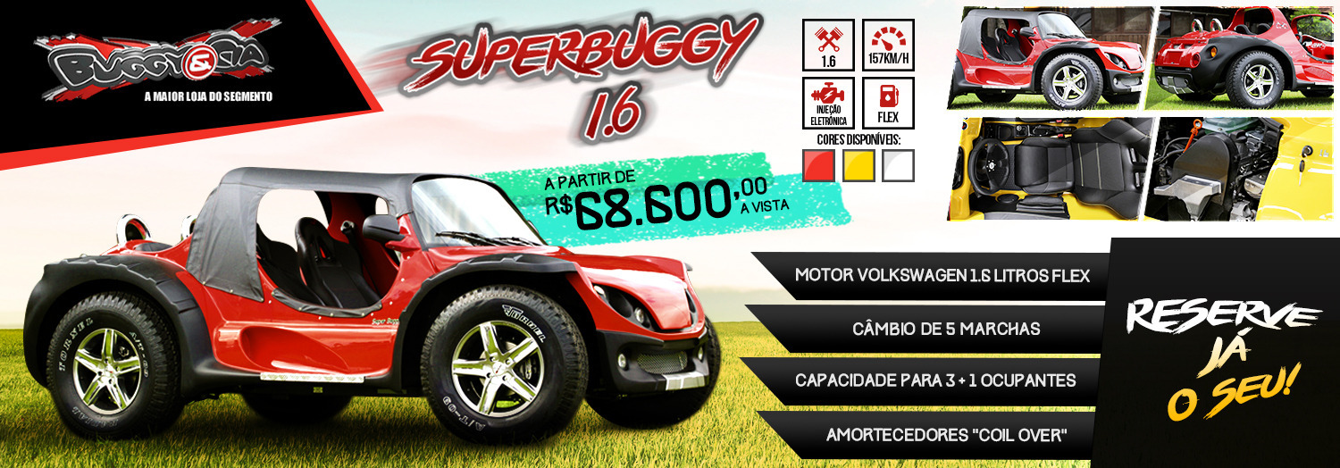 Super Buggy 1.6 Flex