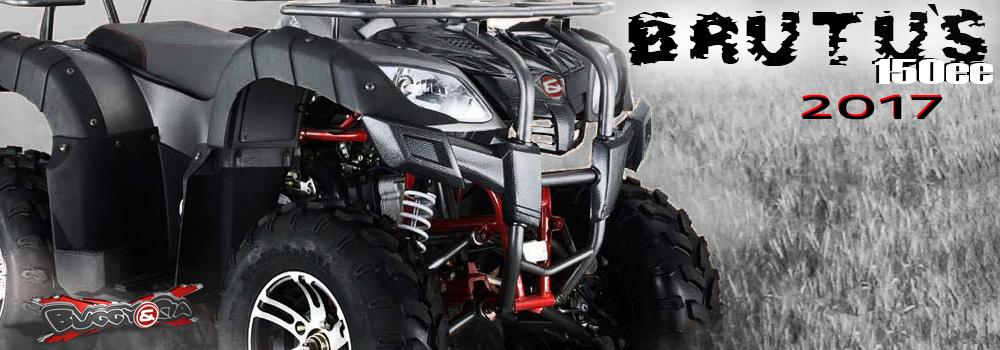 Quadriciclo 150cc Brutus