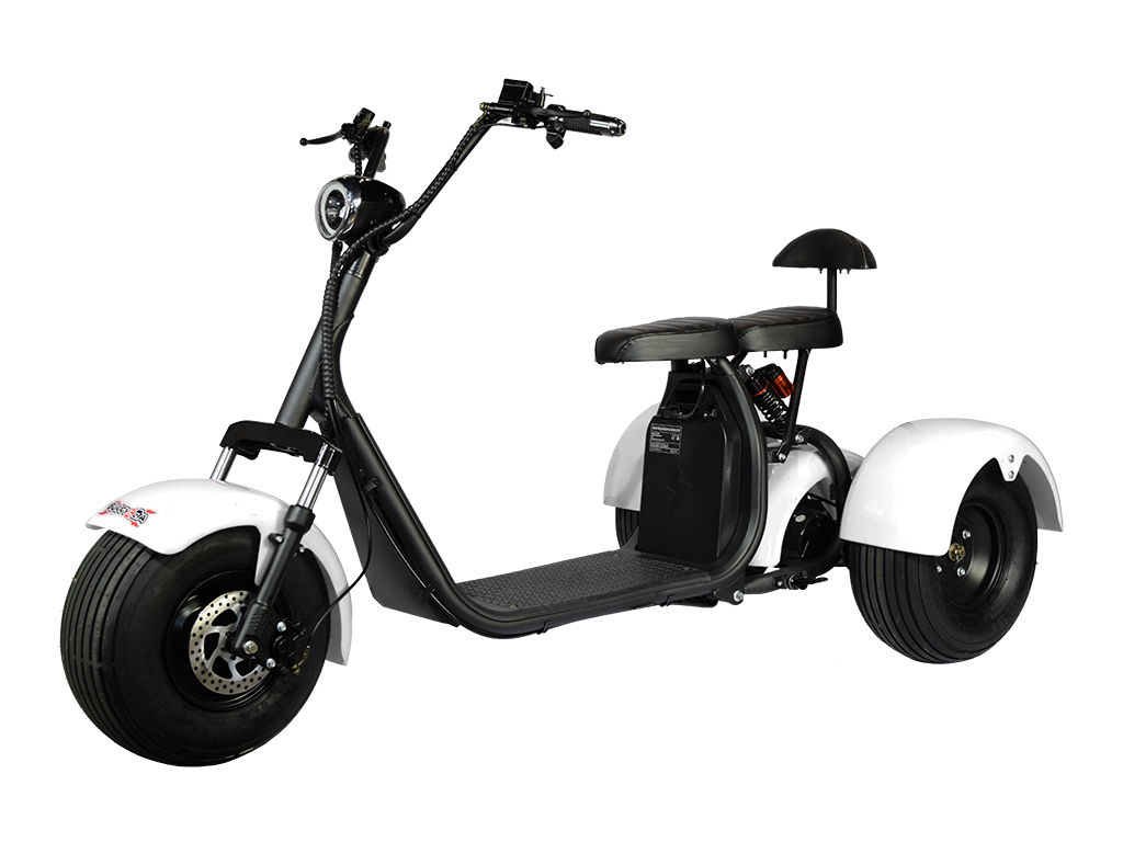 Tri Road Scooter