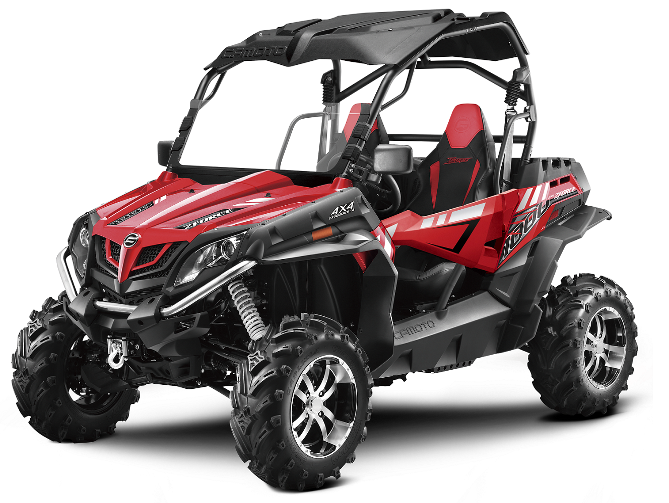 ZFORCE 1000 EX 4X4 AUTOMATICO