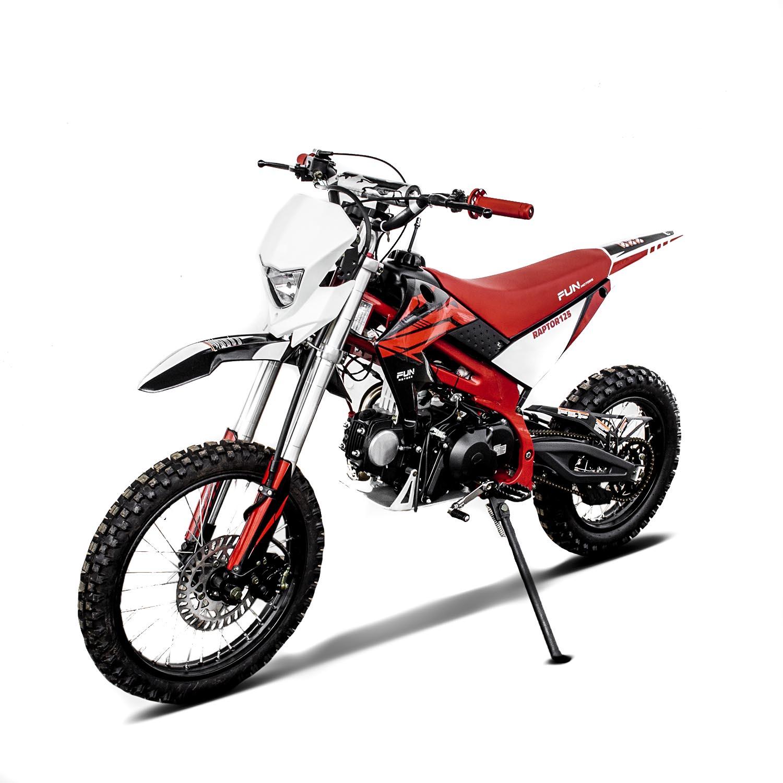 Mini Moto Raptor 125cc