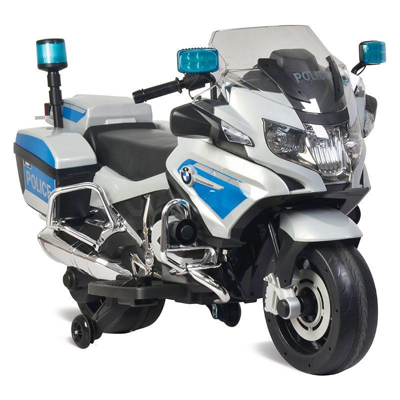 MOTO BMW POLICIA ELÉTRICA