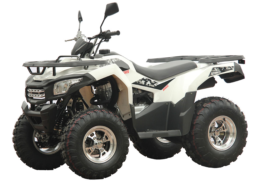 Quadriciclo BRUTUS 200cc Utilitário AT