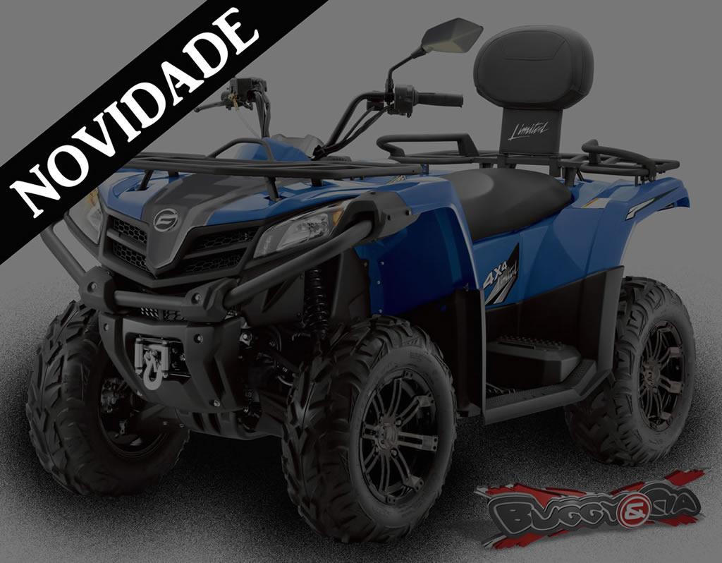 Quadriciclo CFORCE LIMITED 450 4X4 AUTOM�TICO