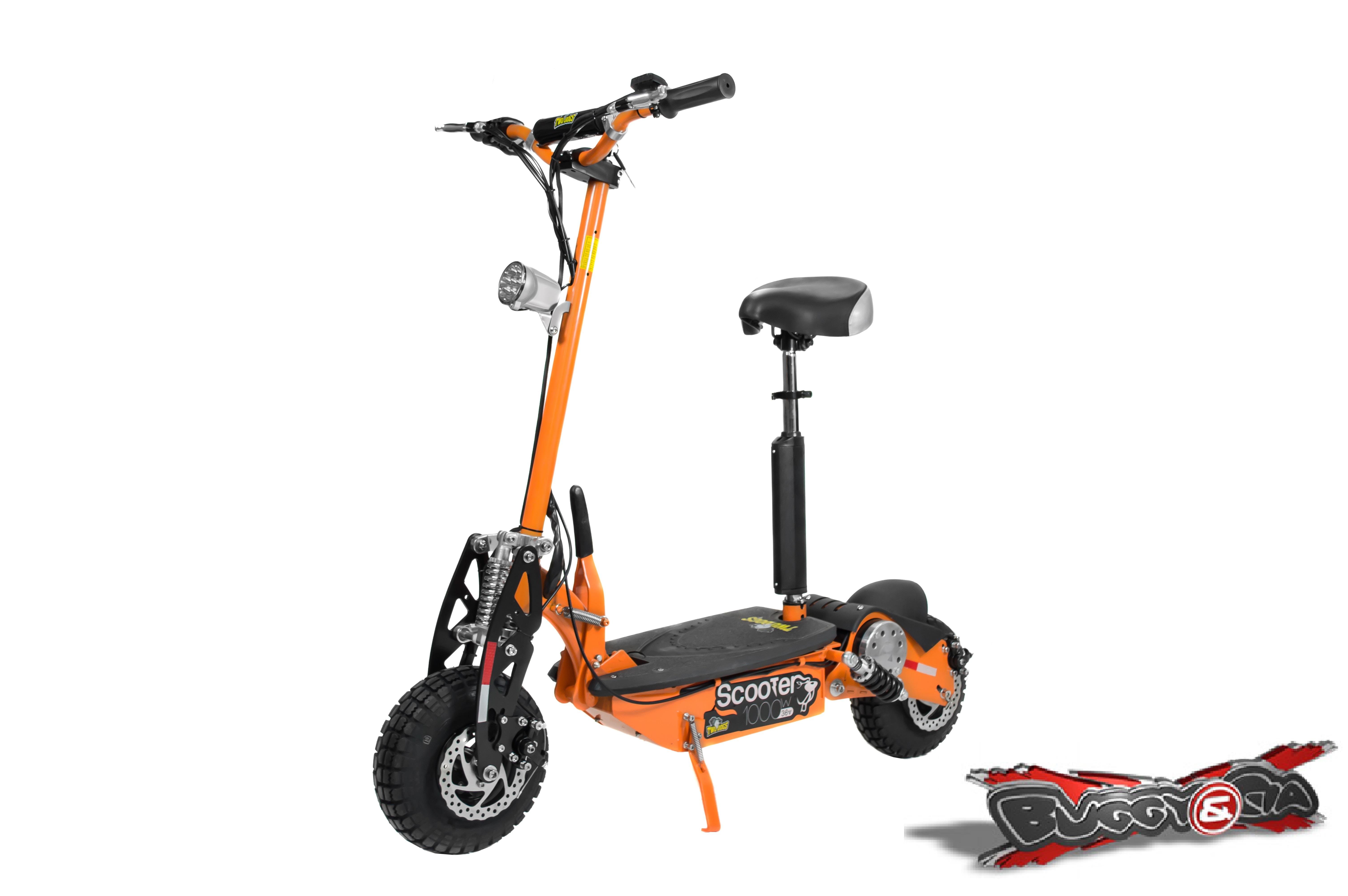 Patinete Elétrico Two Dogs 1000w 36V
