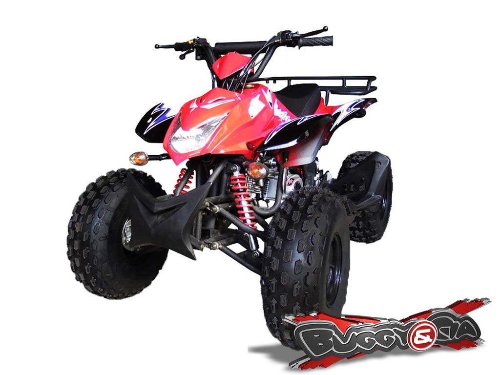 Quadriciclo 125cc SS