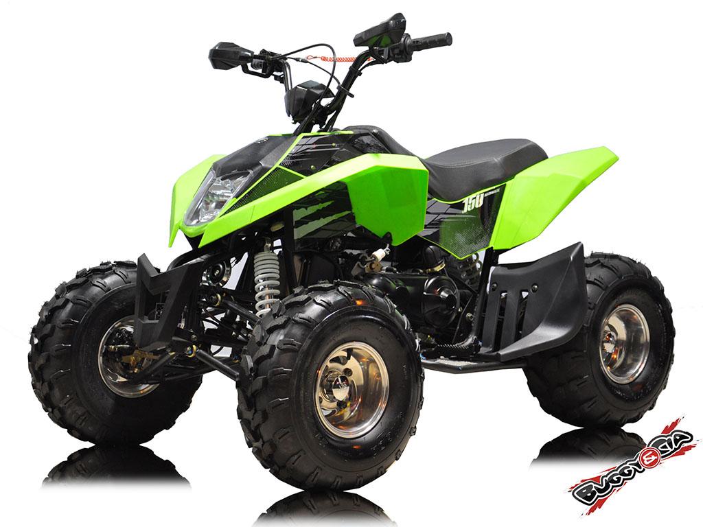 Quadriciclo 150cc AT Nitro FX