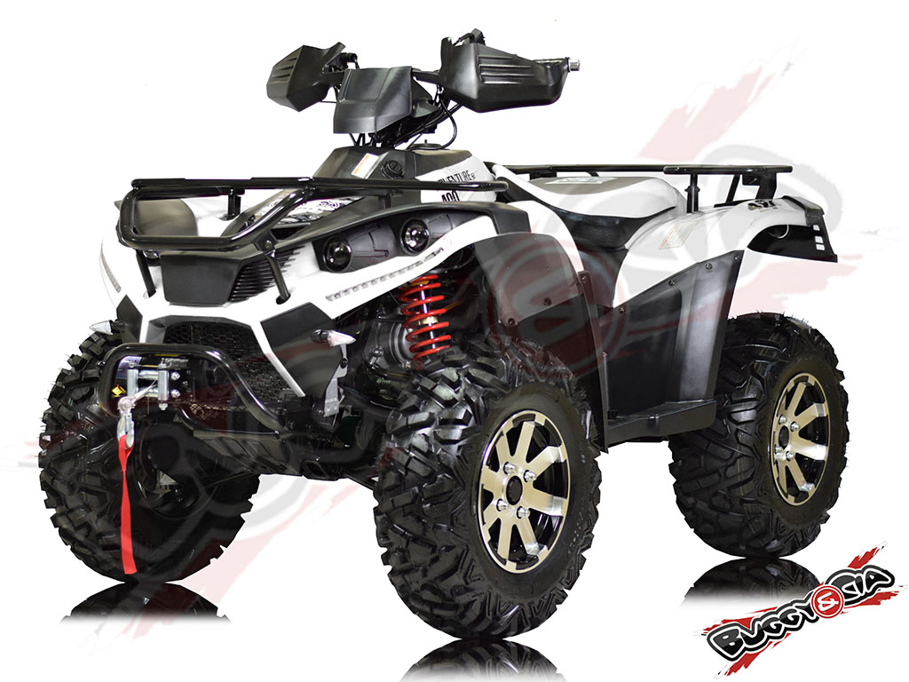 Quadriciclo 400cc 4X4 Strong Aut