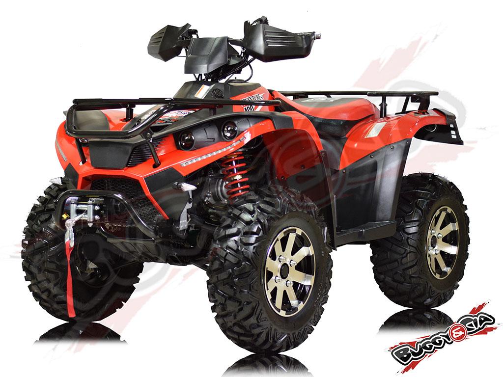 Quadriciclo 400 4X4 Strong Aut