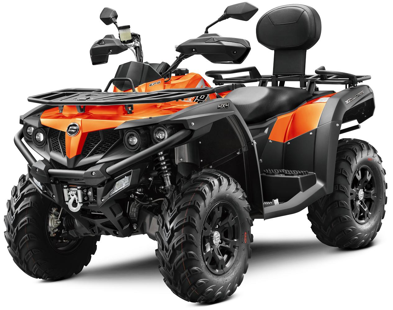 Quadriciclo CFORCE 600 EPS 4X4 AUTOMÁTICO