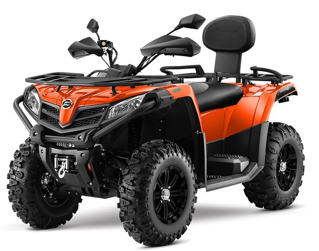 Quadriciclo CFORCE 520 L 4X4 AUTOMÁTICO