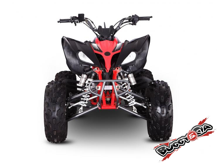 Quadriciclo 250cc X-Raptor