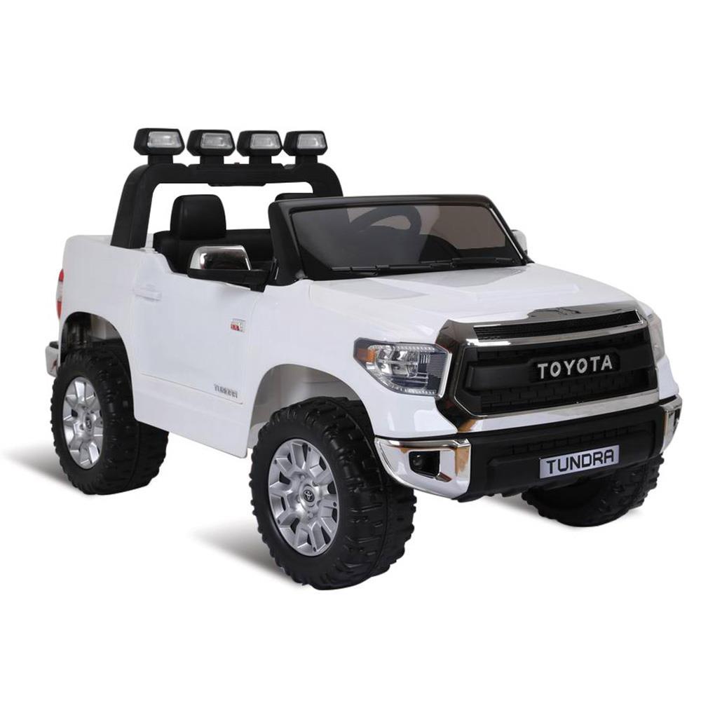 Pick Up Elétrico Infantil Toyota 12V